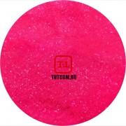 Розовый Неоновый глянцевый по 500 грамм от 0.1 до 4.0 мм. в ассортименте.