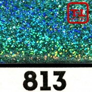 Блеск 813 МОРСКОЙ БРИЗ ГОЛОГРАФИК металлик - 0.1 мм (мелкие)