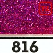 Блеск 816 ВИШНЕВЫЙ ГОЛОГРАФИК 0.2 мм. (мелкие+) от 3 грамм