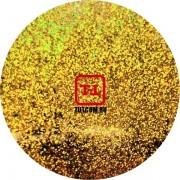 Золото бронзовое голографик металлик 0.2 мм. (мелкие ) от 3 грамм