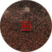 Коричневый голографик металлик 0.1 мм. (мелкие) от 3 грамм