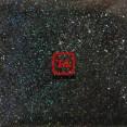 Чёрный голографик металлик 0.2 мм. (мелкие ) от 3 грамм