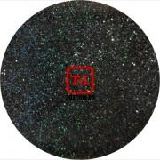 Чёрный голографик металлик по 500 грамм от 0.1 до 4.0 мм. в ассортименте.