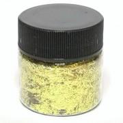 СОЛОМКА 0.1х2.0 - БЛЕСК 902 Золото Gold металлик