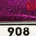 Блеск 908 Спелая Вишня металлик - 0.1 мм (мелкие)