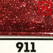 Блеск 911 Красный металлик 1.0 мм. (крупные)