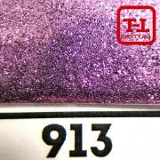 Блеск 913 Розовый стальной металлик 0.2 мм. (мелкие+) от 3 грамм
