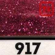 Блеск 917 Вишнёво-розовый металлик 0.6 мм. (крупные)