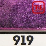 Блеск 919 Стальной Аметистовый металлик - 0.1 мм (мелкие) от 3 грамм