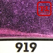 Блеск 919 Стальной Аметистовый металлик 0.2 мм. (мелкие)