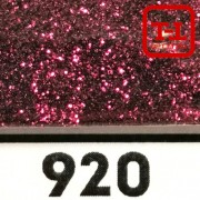 Блеск 920 Гранатовый металлик 0.2 мм. (мелкие)