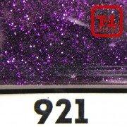 Блеск 921 Пурпурный металлик 1.0 мм. (крупные)
