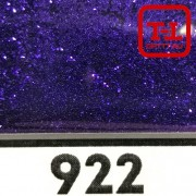 Блеск 922 Сине-Пурпурный металлик - 0.1 мм (мелкие) от 3 грамм
