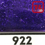 Блеск 922 Сине-Пурпурный металлик 0.2 мм. (мелкие)