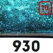 Блеск 930 ГОЛУБОЙ металлик 0.2 мм. (мелкие)