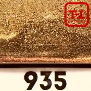 Блеск 935 БРОНЗА СТАЛЬНАЯ металлик 500 грамм размеры 0.1/0.2/0.4/0.6/1.0/4.0 мм в ассортименте