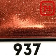 Блеск 937 КРАСНО-КОРИЧНЕВЫЙ металлик 500 грамм размеры 0.1/0.2/0.4/0.6/1.0/4.0 мм в ассортименте