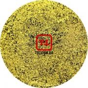Блеск - Золото Олимпия металлик 500 грамм размеры 0.1/0.2/0.4/0.6/1.0/4.0 мм в ассортименте