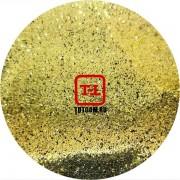 Золото цветной металлик 0.2 мм. (мелкие+) от 3 грамм