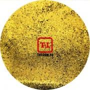 Золото Афин цветной металлик 0.2 мм. (мелкие+) от 3 грамм
