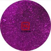 Сочный Вишнёвый цветной металлик 0.1 мм. (мелкие) от 3 грамм