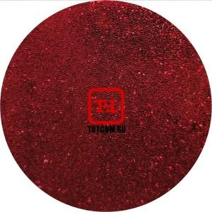 Тёмно-красный цветной металлик 500 грамм от 0.1 в ассортименте.