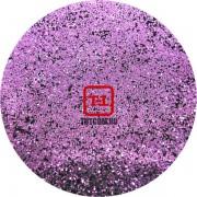 Лавандовый цветной металлик 0.1 мм. (мелкие) от 3 грамм