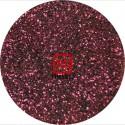 Гранатовый цветной металлик 0.1 мм. (мелкие) от 3 грамм