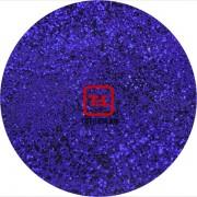 Сине-пурпурный цветные 0.1 мм. (мелкие) от 3 грамм