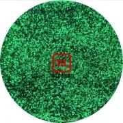 Зелёный цветной металлик 0.2 мм. (мелкие+) от 3 грамм