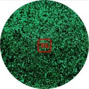 Зелёный насыщенный цветной металлик 0.2 мм. (мелкие+) от 3 грамм