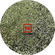 Оливковый цветной металлик 500 грамм от 0.1 в ассортименте.