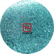 Голубая Пастель цветной металлик 500 грамм от 0.1 в ассортименте.