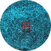 Синий цветной металлик 0.2 мм. (мелкие+) от 3 грамм