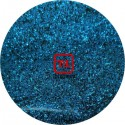 Синий насыщеный цветной металлик 1.0 мм. (крупные) от 3 грамм