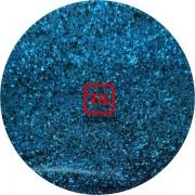 Синий насыщенный цветной металлик 0.2 мм. (мелкие+) от 3 грамм