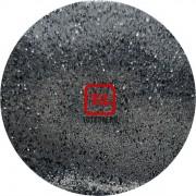 Серый стальной цветной металлик 0.2 мм. (мелкие+) от 3 грамм