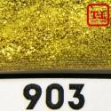 Блеск 903 Золото Олимпия металлик 1.0 мм. (крупный)