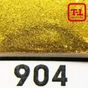 Блеск 904 Золото Афин металлик - 0.1 мм (мелкие) от 3 грамм