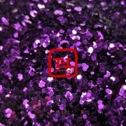 Блеск - Пурпурный цветной металлик 500 грамм размеры 0.1/0.2/0.4/0.6/1.0/4.0 мм в ассортименте