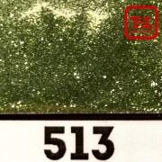 БЛЕСК 513 - ЗЕЛЁНЫЙ СТАЛЬНОЙ неон металлик 500 грамм размеры 0.1/0.2/0.4/0.6/1.0/4.0 мм