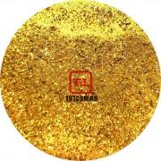 Золото Неоновый металлик по 500 грамм от 0.1 до 4.0 мм. в ассортименте.