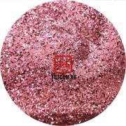 Розовый стальной Неоновый металлик по 500 грамм от 0.1 до 4.0 мм. в ассортименте.