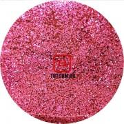 Розово-вишнёвый Неоновый металлик по 500 грамм от 0.1 до 4.0 мм. в ассортименте.