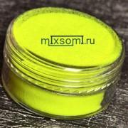 Блёски глиттер 603 ЖЁЛТЫЙ ЛИМОН - НЕОН матовый 0.2 мм.