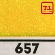 БЛЕСК 657 - ЛИМОННЫЙ ГЛЯНЦЕВЫЙ неон 500 грамм размеры 0.1/0.2/0.4/0.6/1.0/4.0 мм