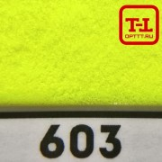 БЛЕСК 603 - ЖЁЛТЫЙ ЛИМОН МАТОВЫЙ неон 500 грамм размеры 0.1/0.2/0.4/0.6/1.0/4.0 мм