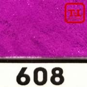 БЛЕСК 608 - ФИОЛЕТОВЫЙ МАТОВЫЙ неон 500 грамм размеры 0.1/0.2/0.4/0.6/1.0/4.0 мм.