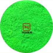 Зелёный Неоновый матовый по 500 грамм от 0.1 до 4.0 мм. в ассортименте.