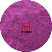 Фиолетовый Неоновый матовый по 500 грамм от 0.1 до 4.0 мм. в ассортименте.
